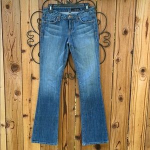 People's Liberation boot cut jean